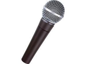 SM58LC Cardioid Dynamic Vocal Microphone