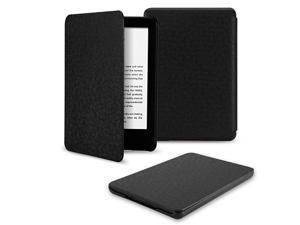 AllNew Kindle Basics 2019 Case CoverNot Fit Any Kindle Paperwhite Thinnest Lightweight Protective Shell Cover with Auto WakeSleep Fits for AllNew Kindle 10th Gen 2019 Released OnlyBlack