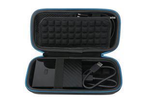 Hard Case Bag for Western Digital WD 1TB 2TB 3TB 4TB My Passport Elements Portable External Hard Drive Hard USB 30