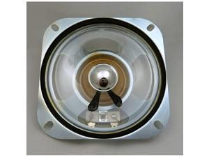 4quot Square Replacement Speaker with Weatherproof Mylar Cone 8 Ohm 5W TS45