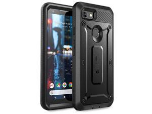 5.6 inch Full Coverage Matte Skin Anti-Glare HD Film Screen Protector + Back Skin Cover Skinomi Matte Full Body Protector Compatible with Google Pixel 3a