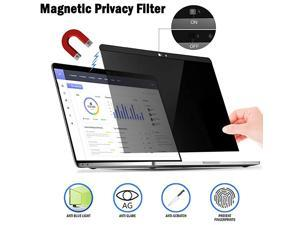 Privacy Laptop Screen Filter for MacBook Pro 15 Anti Glare Anti Blue Light Privacy Screen Filter with Webcam Cover Compatible MacBook pro 154 inch 154in