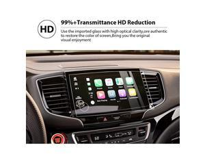 Car Navigation Tempered Glass Screen Protection Film for 2019 Pilot 8Inch Touch Sensitivity AntiExplosion Scratch Resistance