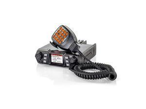 Mobile UV 50X2 50 Watt Dual Band Base Mobile Radio 136 174mhz VHF 400 520mhz UHF Amateur Ham