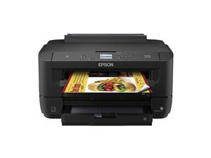 WF-7210 Wireless Wide-format Color Inkjet Printer with Wi-Fi Direct and Ethernet,  Dash Replenishment Ready