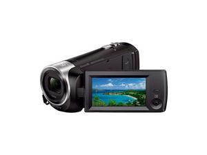 HDRCX405 HD Video Recording Handycam Camcorder (black)
