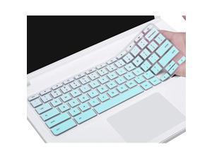 Cover Compatible with 20192018 Lenovo Chromebook C330 116 Flex 11 ChromebookChromebook N20 N21 N22 N23 100e 300e 500e 116Chromebook N42 N4220 14 inch ChromebookGradual Mint