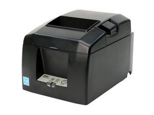 TSP654IID Serial Thermal Receipt Printer with Autocutter and External Power Supply Gray