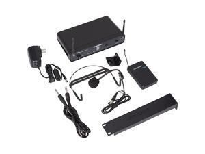 Concert 88 Headset 16Channel True Diversity UHF Wireless System Channel D