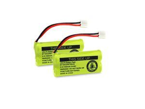 BT18433BT28433 BT184342 BT284342 BT1011 BT1011 800mAh 24V Replacement Cordless Phone Battery Compatible with CS6209 CS6219 CS6229 DS6151 8913300100 CPH515D  2 Pack