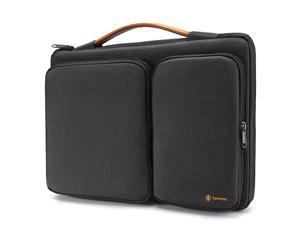 360 Protective Laptop Case for 12.3 Surface Pro X/7/6/5/4, 13-inch MacBook Air M1/A2337 A2179 2018-2021, 13.3 MacBook Pro M1/A2338 A2251 A2289 2016-2021, 12.9-in iPad Pro 5/4/3 Gen, Waterproof