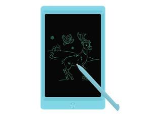 Writing Tablet Drawing Board 85 Inch Electronic Drawing Tablet Kids Doodle Board Writing Pad for Kids and Adults at Home School and Office with Lock Erase ButtonBlue
