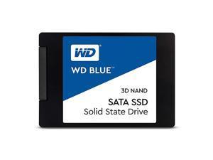 2TB WD Blue 3D NAND Internal PC SSD SATA III 6 Gbs 257mm Up to 560 MBs WDS200T2B0A