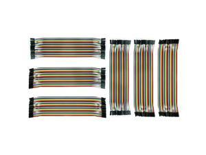 Jumper Wires Set 240 PCs 3in1 breadboard Wires Male to Male Female to Male Female to Female