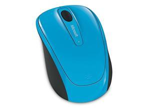 3500 Wireless Mobile Mouse Cyan Blue GMF00273