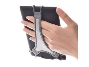 Security Hand Strap Holder Finger Grip Compatible with Kindle EReaders Kindle eReader 6Inch Kindle PaperwhiteVoyageOasisNook GlowLight PlusSony PRS300 PRS350 Grey