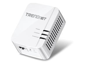 Powerline 1300 AV2 Adapter IEEE 19051 IEEE 1901 Gigabit Port Range Up to 300m 984 ft TPL422E