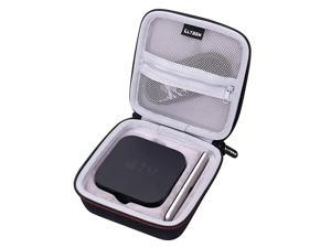 EVA Hard Travel Carrying Case for Apple TV 4K 32GB 64GB Latest Model