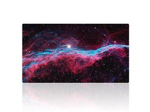 Large Gaming Mouse Pad XXL Extended Mat Desk Pad Mousepad Long NonSlip Rubber Mice Pads Stitched Edges 354x157 022colorful