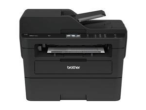 MFCL2750DW Monochrome AllinOne Wireless Laser Printer Duplex Copy Scan  Dash Replenishment Ready