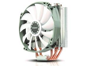 ETST40 Fit Outstanding Cooling Performance CPU Cooler 200W IntelAMD 140mm Fan WhiteGray ETST40FRF