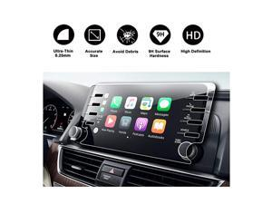 2019 Accord Sport EX EXL Touring EXL Navi Navigation Screen ProtectorHD Clear Tempered Glass Screen ScratchResistant Ultra HD Extreme Clarity 8In Clear