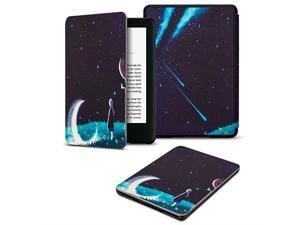 AllNew Kindle Basics 2019 Case CoverNot Fit Any Kindle Paperwhite Thinnest Lightweight Protective Shell Cover with Auto WakeSleep Fits for AllNew Kindle 10th Gen 2019 Released Only YG