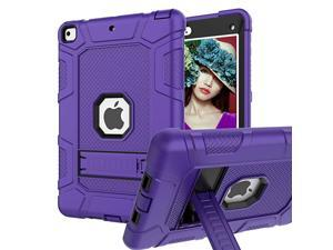 6th Generation Cases Case 97 Inch Case Hybrid Shockproof Rugged Drop Protection Cover Built with Kickstand for 97 inch A1893 A1954 A1822 A1823