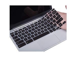 Cover Compatible with Dell Chromebook 11 3100 C3181 P22T Dell Chromebook 11 3120 3180 3181 3189 5190 116 Dell Chromebook 13 3380 133 Chromebook Dell Chromebook Skin Black