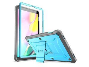 Unicorn Beetle Pro Series Case for Galaxy Tab S5e Case FullBody Rugged Protective Case with Builtin Screen Protector for Samsung Galaxy Tab S5e 105quot2019 Model SMT720T725 Blue