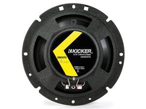 2  43DSC6704 DSeries 675quot 240W 2Way 4Ohm Car Audio Coaxial Speakers