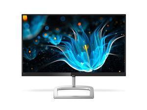 246E9QDSB 24 frameless monitor Full HD IPS 129 sRGB 75Hz FreeSync VESA 4Yr Advance Replacement Warranty