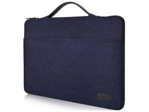 13135 Inch Sleeve Case Cover for MacBook Pro 2019 2018 2017 2016Surface Laptop 2017Book 3 135quot 15quot Laptop Slim Bag for 13quot 133quot Lenovo Dell Toshiba HP ASUS Acer Chromebook Darkblue