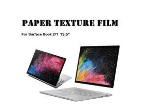 Paper Like Screen Protector for Microsoft Surface Book 21 135 Inch Write Draw and Sketch Like on PaperNo FingerprintAntiGlareSurface Book 21135