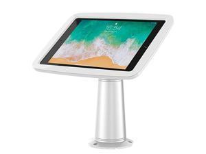 Locking iPad Stand Holder 360 Swivel Fits iPad 5th6th iPad Air 12 iPad Pro 97quot Aluminium Stand + Plastic Enclosure BSC305W