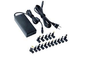 Universal Ac Laptop Charger Power Adapter for Hp Compaq Dell Acer Asus Toshiba IBM Lenovo Samsung Sony Fujitsu Gateway Notebook Ultrabook