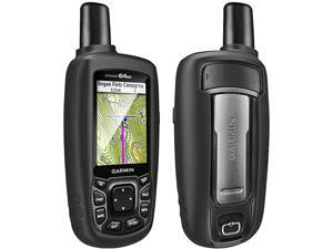 Case Compatible with Garmin GPSMAP 62 62s 62st 62sc 62stc 64 64s 64st 64sc 64x 64sx 64csx 65 65s Silicone Protective Cover Handheld GPS Navigator Accessories Black