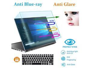 AntiBlueLight Anti Glare Screen Protector Fit 139 Lenovo Yoga 930 C930 2in1 TouchScreen Laptop with Gift Keyboard Cover Eyes Protection Filter Reduces Eye Strain Help You Sleep Better