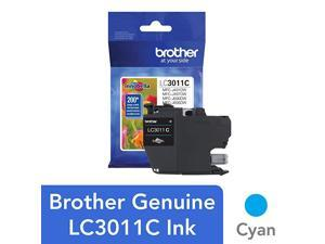 Printer LC3011C Single Pack Standard Cartridge Yield Up to 200 Pages LC3011 Ink Cyan