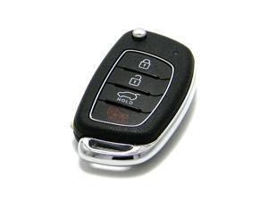OEM  Tucson Flip Key Keyless Entry Remote Fob (FCC ID: TQ8-RKE-4F25 / P/N: 95430-D3010)