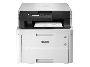 HLL3290CDW Compact Digital Color Printer Providing Laser Printer Quality Results with Convenient Flatbed Copy amp Scan Wireless Printing and Duplex Printing  Dash Replenishment Ready