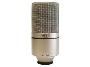990, XLR Connector Condenser Microphone