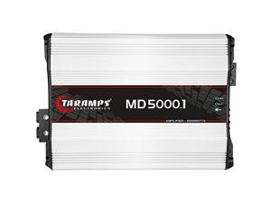 MD 5000.1 2 Ohms 5000 Watts Class D Full Range Mono Amplifier