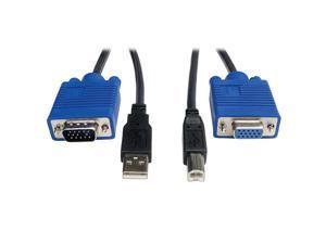 6ft KVM Switch USB Cable Kit for B006VU4R KVM Switch 6
