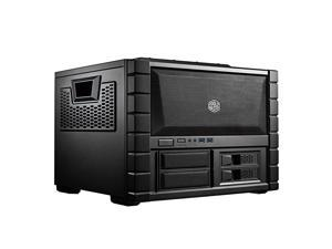 HAF XB EVO - High Air Flow Test Bench and Lan Box Desktop Computer Case with ATX Motherboard Support