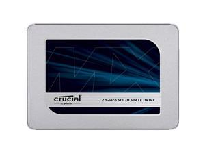 MX500 500GB 3D NAND SATA 25 Inch Internal SSD up to 560MBs CT500MX500SSD1