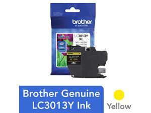 Printer LC3013Y Single Pack Cartridge Yield Up To 400 Pages LC3013 Ink Yellow