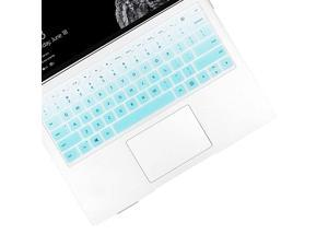 Cover Skin Fit Surface book 2Microsoft Surface Laptop 2017 Surface Book Surface Book 2 135 and 15NOT Fit for Surface Pro 2017 Ultra Thin ClearMint Green