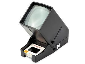 35mm Slide and Film Viewer Battery Operation 3X Magnification LED Lighted Viewing for 35mm Slides Film Negatives