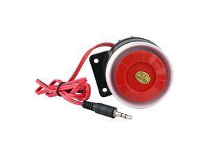 to 1V DC Piezo Electronic Buzzer Alarm Electric Security Siren Horn 10dB1VDC